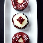 Easy Red Velvet Cupcakes w/ Cream Cheese Frosting