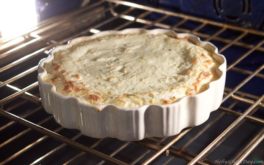 baked-ricotta-dip| HollysCheatDay.com