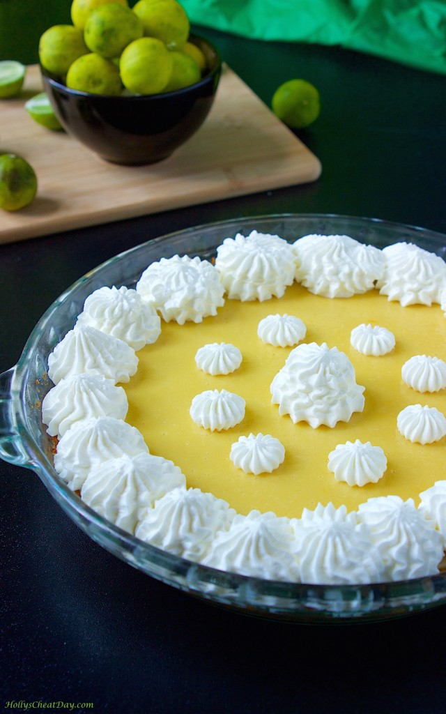 key-lime-pie| HollysCheatDay.com