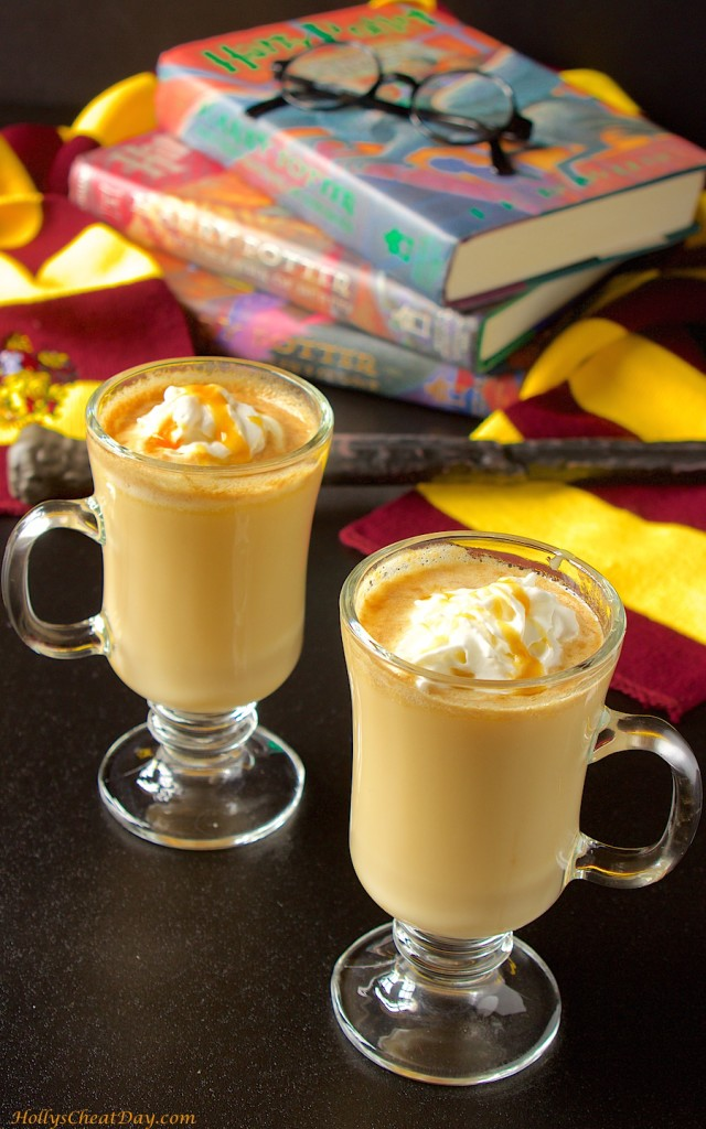 butter-beer| HollysCheatDay.com
