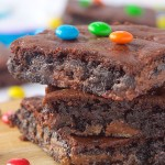Chocolate Cake Mix Cookie Bars