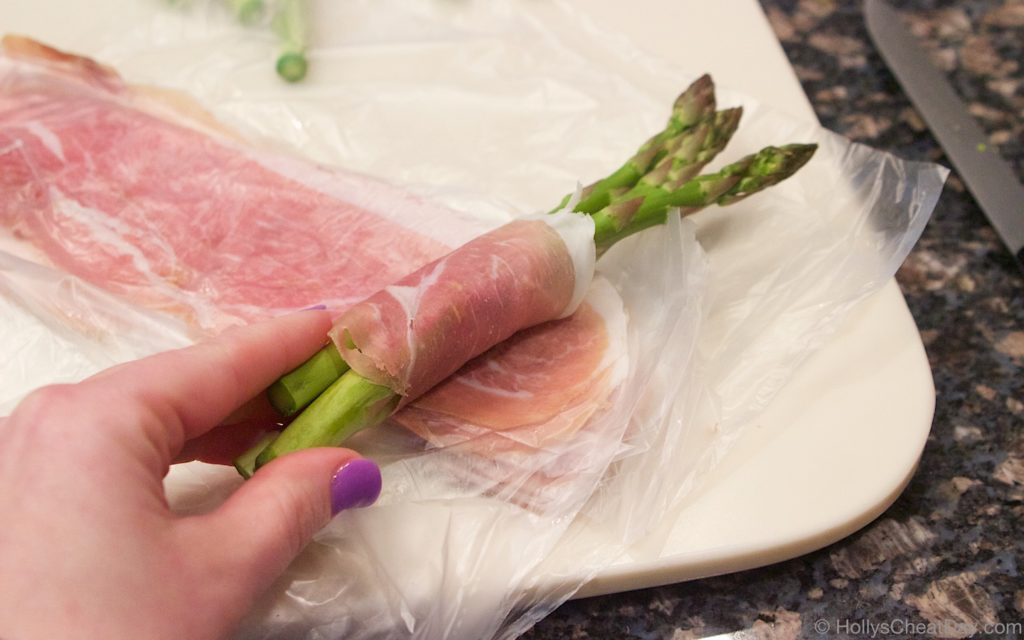 Prosciutto Wrapped Asparagus Holly S Cheat Day