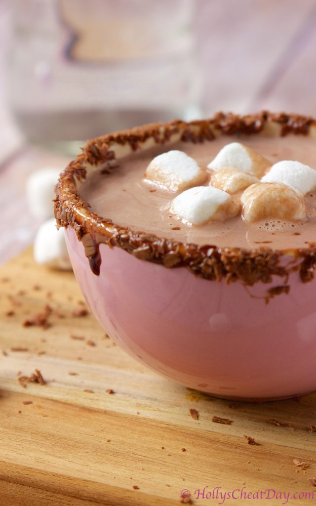 Adult Beverages Make With Hot Chocolate
