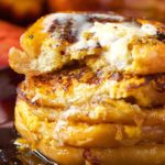 Pumpkin Donut French Toast