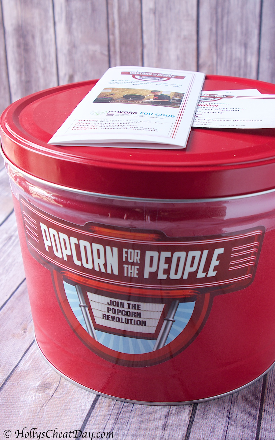 Holly s Junk Food Review Series Popcorn For The People